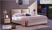 מיטה זוגית מדגם- 1901A - רהיטי עטרת