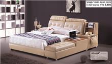 מיטה זוגית מדגם - HY6015 - רהיטי עטרת