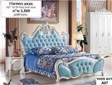 מיטה זוגית מדגם - A07 - רהיטי עטרת