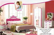 חדר שינה קומפלט דגם 852P - רהיטי עטרת
