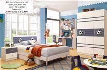 חדר שינה קומפלט דגם 622 - רהיטי עטרת