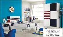 חדר שינה קומפלט דגם 857 - רהיטי עטרת