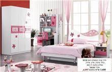 חדר שינה קומפלט דגם 9038 - רהיטי עטרת