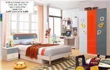 חדר שינה קומפלט דגם 8106 - רהיטי עטרת