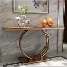 קונסולת כניסה מעוצבת דגם חושן - רהיטי עטרת