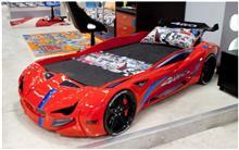 מיטת רכב לילדים דגם פורמולה אדומה 1 - רהיטי עטרת