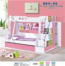 מיטת קומותיים A14-1 - רהיטי עטרת