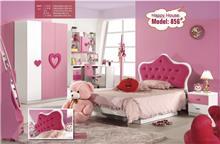 חדר שינה ילדים קומפלט דגם 856 - רהיטי עטרת