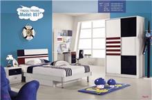 חדר שינה ילדים קומפלט דגם 857 - רהיטי עטרת