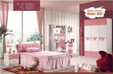 חדר שינה ילדים קומפלט דגם 860 (3) - רהיטי עטרת