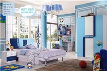 חדר שינה ילדים קומפלט דגם 867 (2)