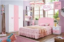 חדר שינה ילדים קומפלט דגם 872 - רהיטי עטרת