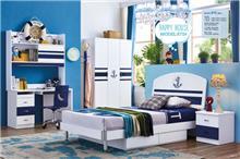 חדר שינה ילדים קומפלט דגם 875 - רהיטי עטרת