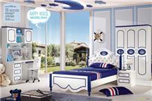 חדר שינה ילדים קומפלט דגם 965 - רהיטי עטרת