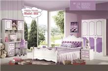 חדר שינה ילדים קומפלט דגם 966 - רהיטי עטרת