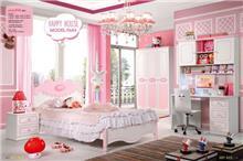 חדר שינה ילדים קומפלט דגם 968 - רהיטי עטרת