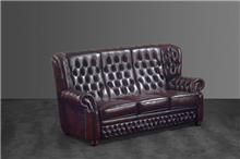 סלון עור יוקרתי בעיצוב איטלקי (9) - רהיטי עטרת