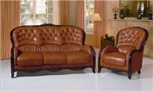 סלון עור יוקרתי בעיצוב איטלקי (28) - רהיטי עטרת