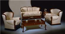 סלון עור יוקרתי בעיצוב איטלקי (31) - רהיטי עטרת