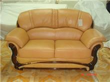 סלון עור יוקרתי בעיצוב איטלקי (47) - רהיטי עטרת