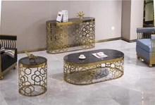 שולחן סלון דגם פריז (3) - רהיטי עטרת