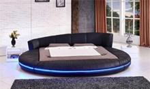 מיטה זוגית עגולה דגם A601 - רהיטי עטרת