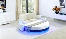 מיטה זוגית עגולה דגם CY006 - רהיטי עטרת