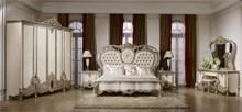 חדר שינה בעיצוב איטלקי - רהיטי עטרת