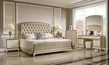 חדר שינה יוקרתי בעיצוב איטלקי (4) - רהיטי עטרת