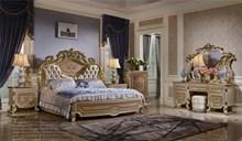 חדר שינה יוקרתי בעיצוב איטלקי (5) - רהיטי עטרת
