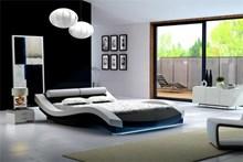 מיטה זוגית דגם A022-1 led - רהיטי עטרת