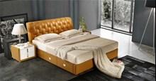 מיטה זוגית דגם F6302 - רהיטי עטרת