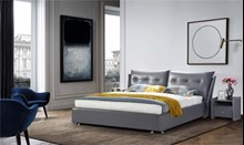 מיטה זוגית דגם F6969
