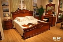 מיטה זוגית דגם BL201 - רהיטי עטרת