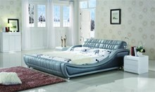 מיטה זוגית דגם A117 - רהיטי עטרת