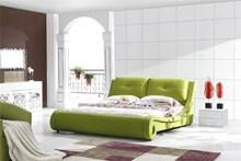 מיטה זוגית דגם A550 green - רהיטי עטרת