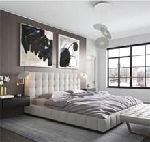 מיטה זוגית דגם A620 - רהיטי עטרת