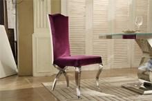 כיסא מעוצב לפינת אוכל דגם C081 (4) - רהיטי עטרת