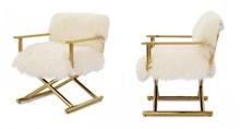 כורסא מעוצבת מנירוסטה (4) - רהיטי עטרת