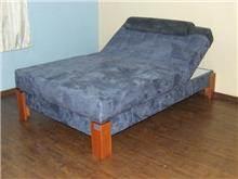 מיטה וחצי ידנית דגם קינג רויאל - רהיטי בלושטיין