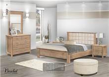 חדר שינה קומפלט קובה - רהיטי בלושטיין