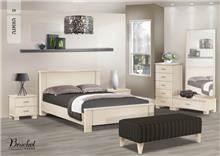 חדר שינה דגם הוואנה - רהיטי בלושטיין