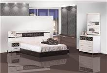 חדר שינה קומפלט מסוגנן - רהיטי בלושטיין