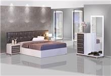 חדר שינה קומפלט מודרני - רהיטי בלושטיין