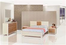 חדר שינה קומפלט עדין