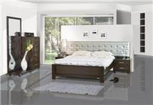 חדר שינה קומפלט ייחודי - רהיטי בלושטיין