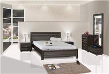 חדר שינה קומפלט bosmat - רהיטי בלושטיין