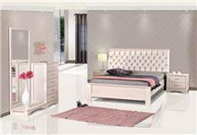 חדר שינה קומפלט sandra - רהיטי בלושטיין