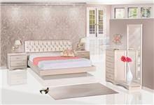 חדר שינה קומפלט sandra merahef - רהיטי בלושטיין