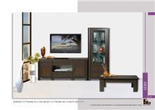 מזנון וויטרינה ושולחן דגם טנגו - רהיטי בלושטיין